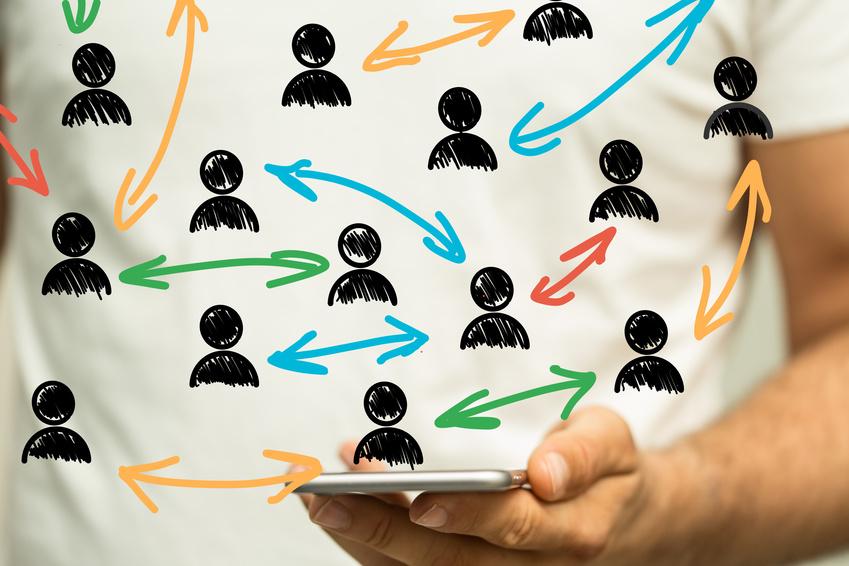 interactions autour de contenu de formation