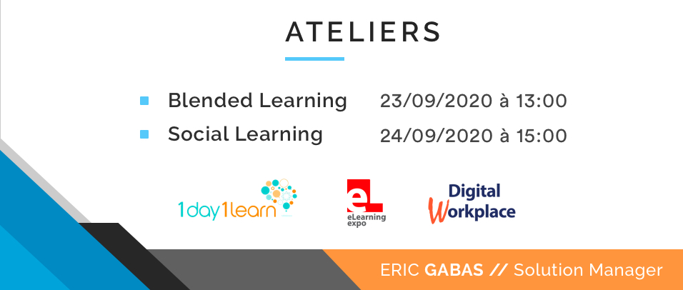 BLOG salon e-learning Expo 2020